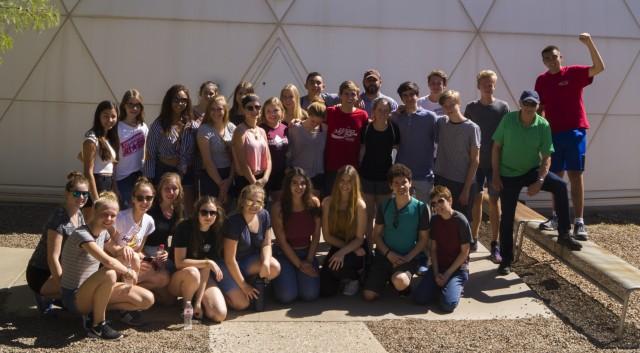 Schüleraustausch SGS 2017